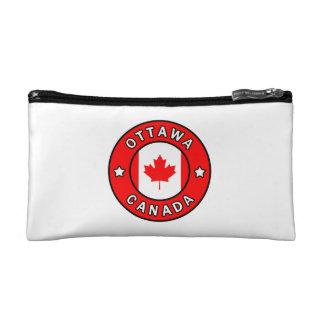 Ottawa Canada Cosmetic Bag