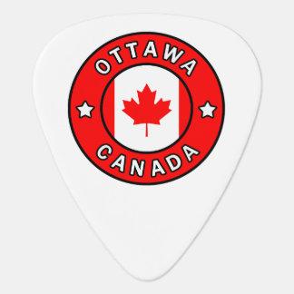 Ottawa Canada Guitar Pick
