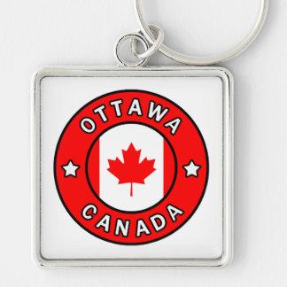 Ottawa Canada Key Ring