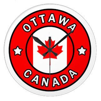 Ottawa Canada Large Clock