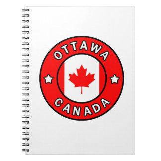 Ottawa Canada Notebook
