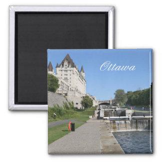 Ottawa, Canada, Rideau Canal Magnet