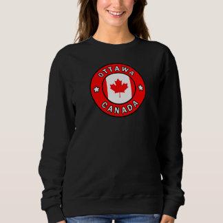 Ottawa Canada Sweatshirt