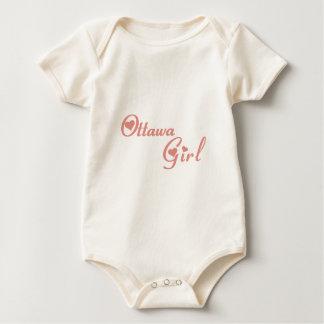 Ottawa Girl Baby Bodysuit