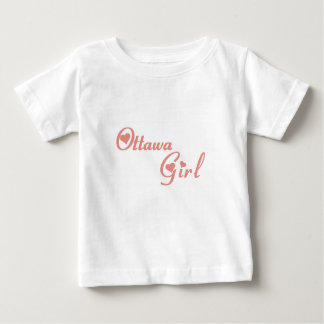 Ottawa Girl Baby T-Shirt