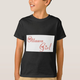 Ottawa Girl T-Shirt
