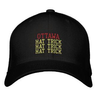OTTAWA  HAT TRICK