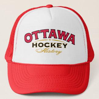 Ottawa Hockey History Trucker Hat