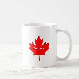 Ottawa Maple Leaf Coffee Mug