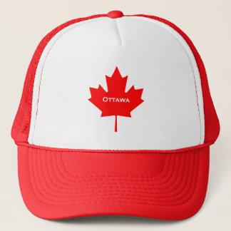 Ottawa Maple Leaf Trucker Hat