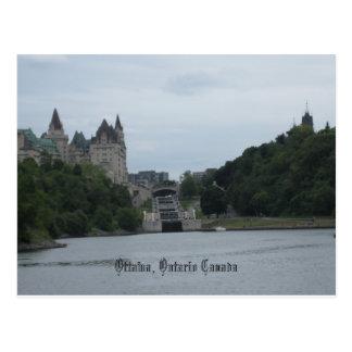 Ottawa, Ontario Canada Postcard