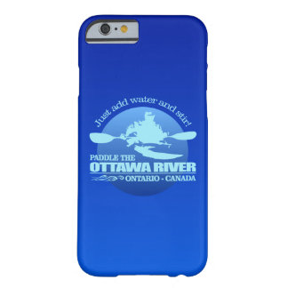 Ottawa River (Blue) Barely There iPhone 6 Case