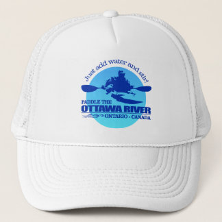 Ottawa River (Blue) Trucker Hat