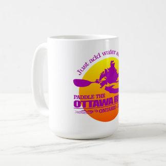 Ottawa River (Sunset) Coffee Mug