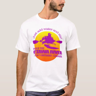 Ottawa River (Sunset) T-Shirt