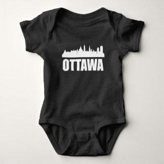 Ottawa Skyline Baby Bodysuit