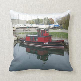 Ottawa square pillow