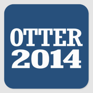 OTTER 2014 STICKERS