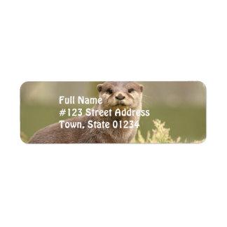 Otter Address Labels