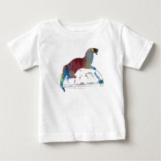 Otter art baby T-Shirt