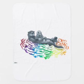 Otter Baby Blanket