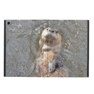 Otter Back Float iPad Air Cover
