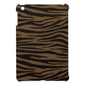 Otter Brown Tiger Cover For The iPad Mini