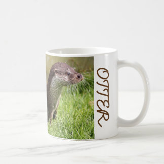 OTTER COFFEE MUG