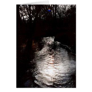 Otter Creek Sunrise Card