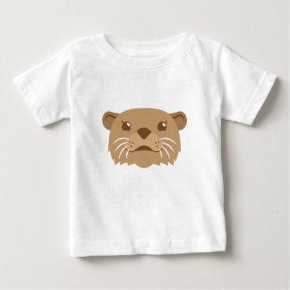 otter face baby T-Shirt