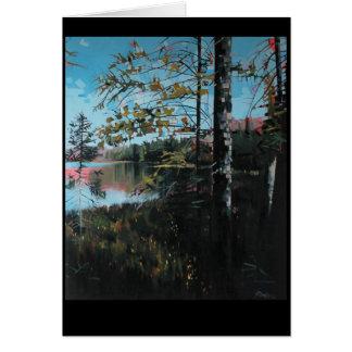 Otter Lake Series #2 Card
