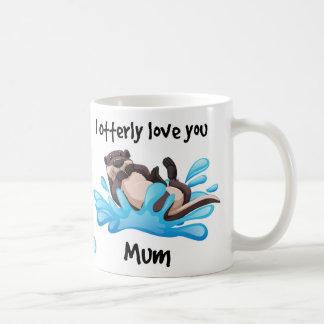 Otter, Mum Gift Mug, Mug For Mum
