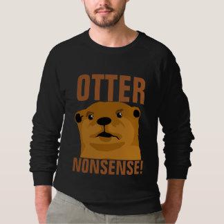 Otter Nonsense Sweatshirt