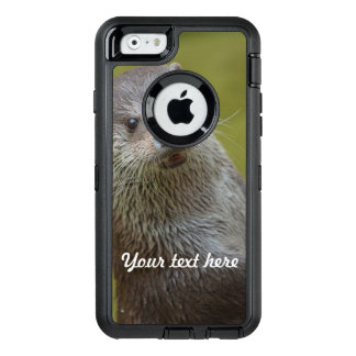 Otter Personalised OtterBox Defender iPhone Case