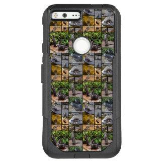 "Otter Photo Collage, Google XL 5.5"" Pixel Case"