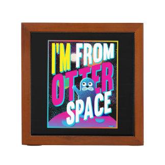 Otter Space - Cute Sea Novelty Desk Organiser
