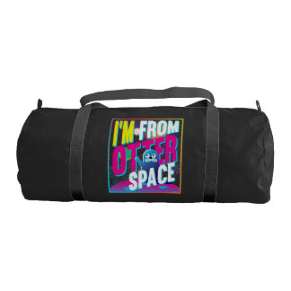 Otter Space - Cute Sea Novelty Gym Bag