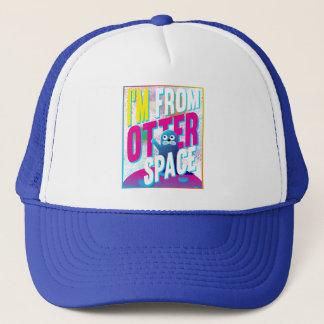 Otter Space - Cute Sea Novelty Trucker Hat