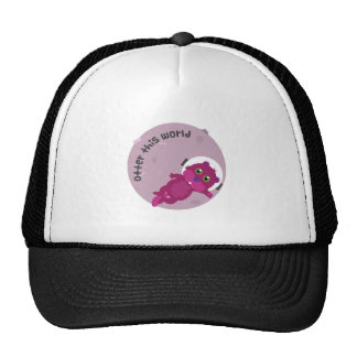 Otter This World Mesh Hats