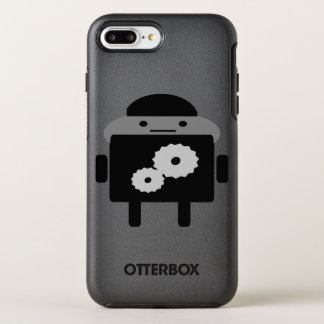 OtterBox Apple iPhone 7 Plus, Symmetry Case, Black OtterBox Symmetry iPhone 7 Plus Case