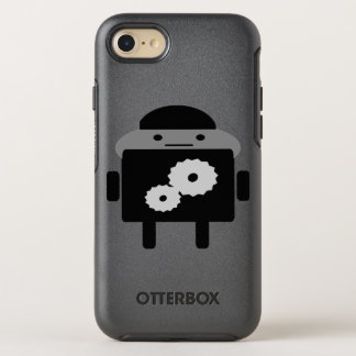 OtterBox Apple iPhone 7 Symmetry Case, Black OtterBox Symmetry iPhone 7 Case