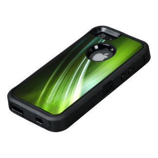 Otterbox Case GREEN APPLE SWOOSH