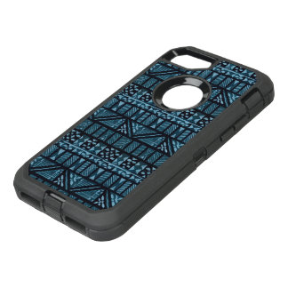 OtterBox Case Turquoise Tribal Pattern