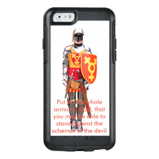 Otterbox cell phone protector Armor Of God OtterBox iPhone 6/6s Case
