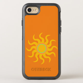 OtterBox covering - sunny times OtterBox Symmetry iPhone 8/7 Case