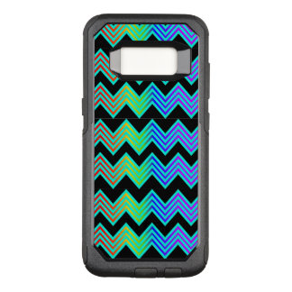 OtterBox Galaxy S8 Case, Bright teal rainbow OtterBox Commuter Samsung Galaxy S8 Case