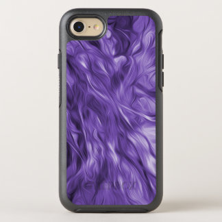 Otterbox phone case purple psychedelic