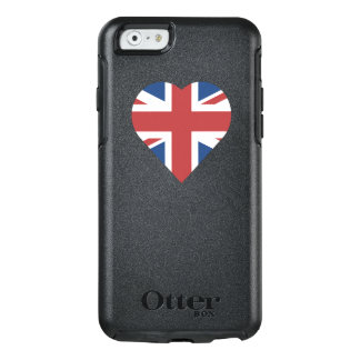OtterBox Union Jack Flag UK Great Britain case