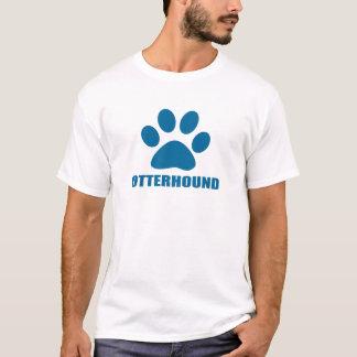 OTTERHOUND DOG DESIGNS T-Shirt