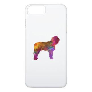 Otterhound in watercolor iPhone 8 plus/7 plus case